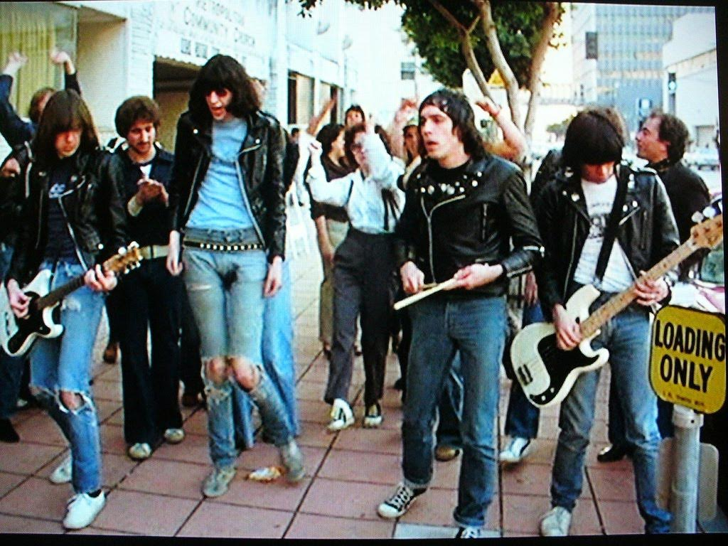 Rock N Roll Highschool: The Ramones